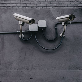 Business premises from crime