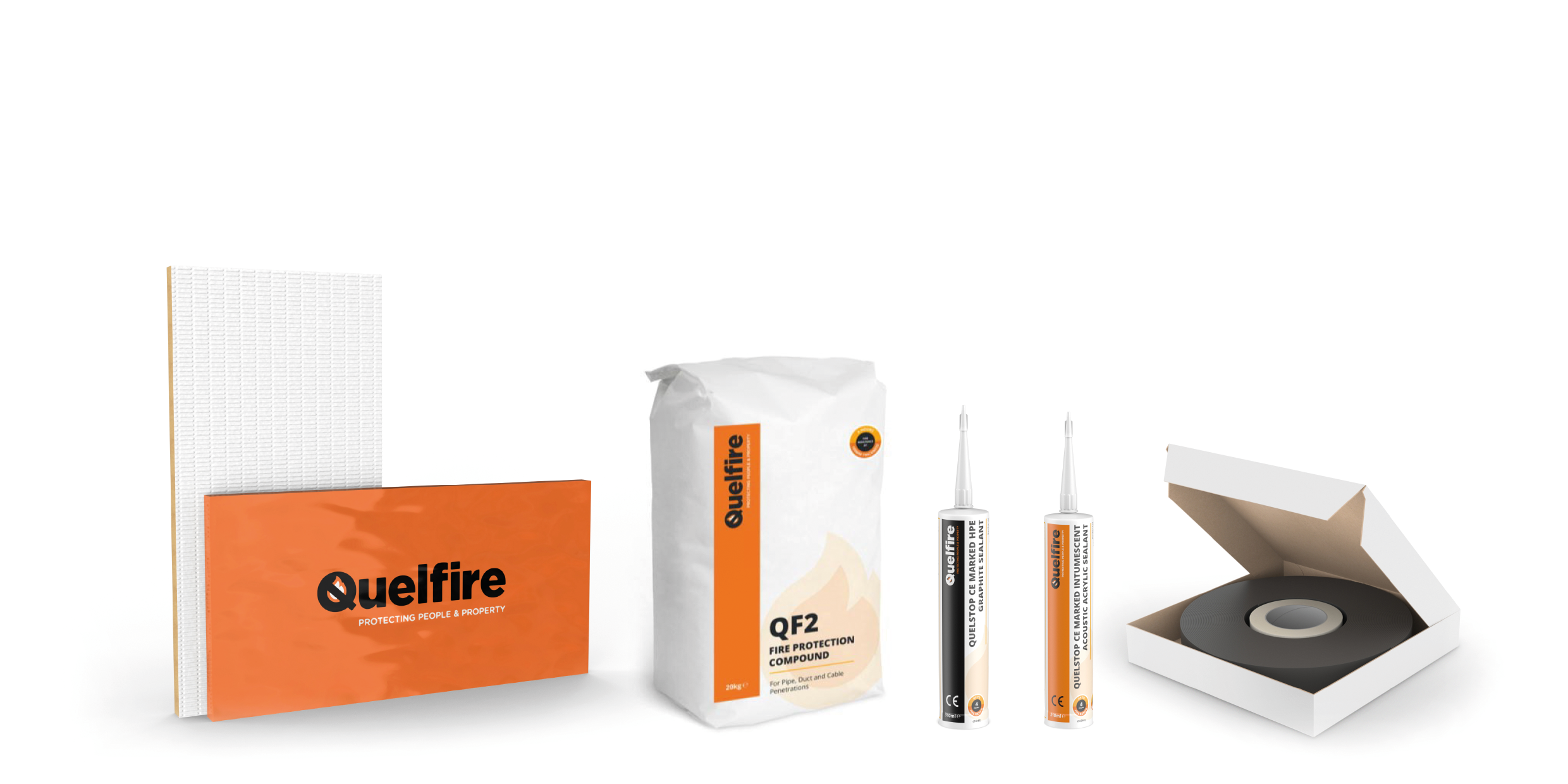 Quelfire product bundle