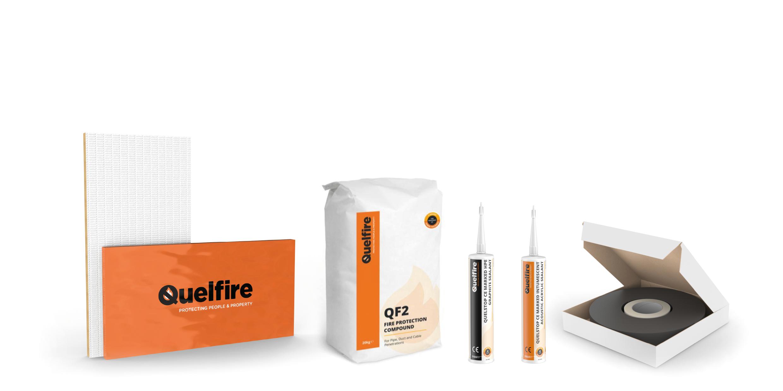 Quelfire product bundle