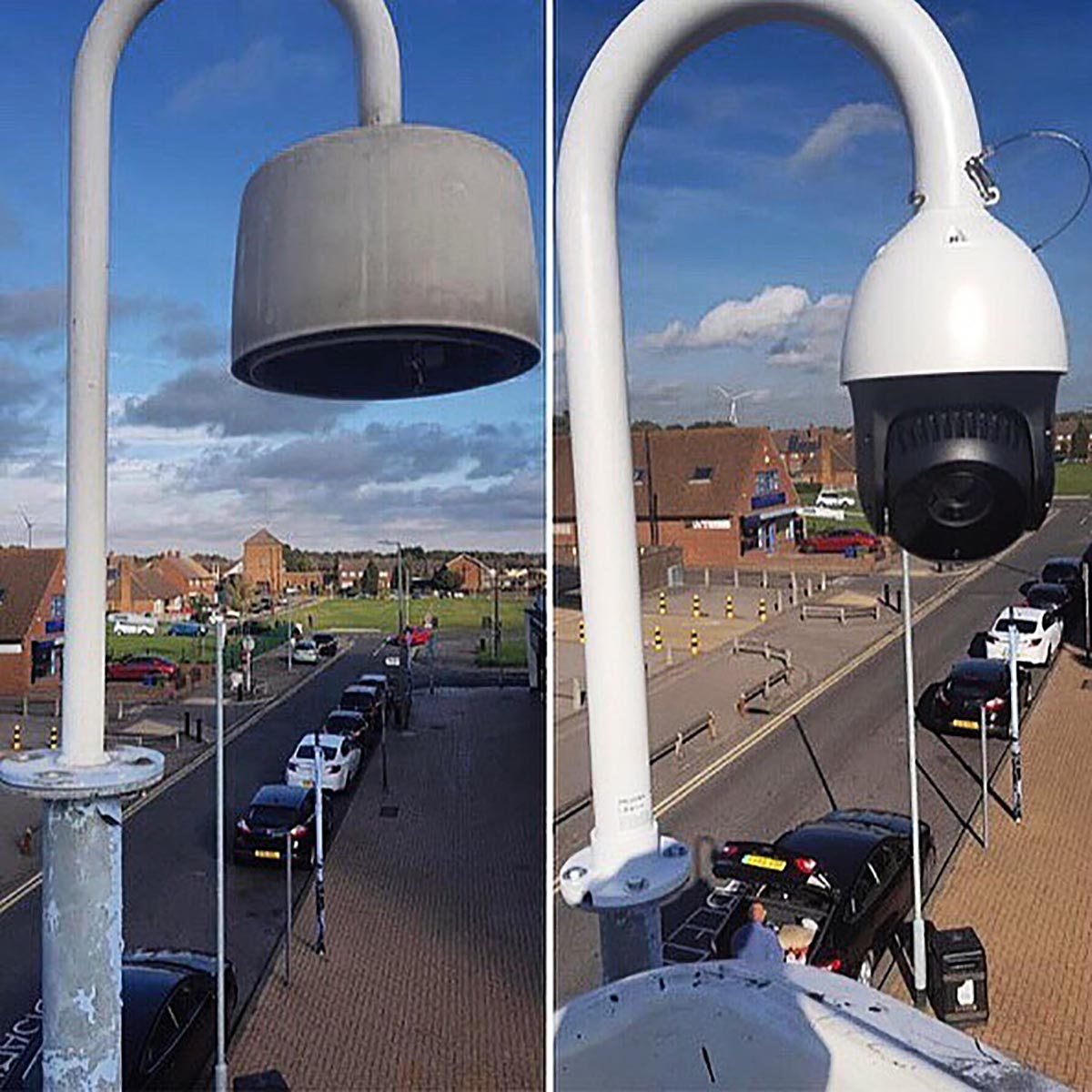 ClearView camera upgrade