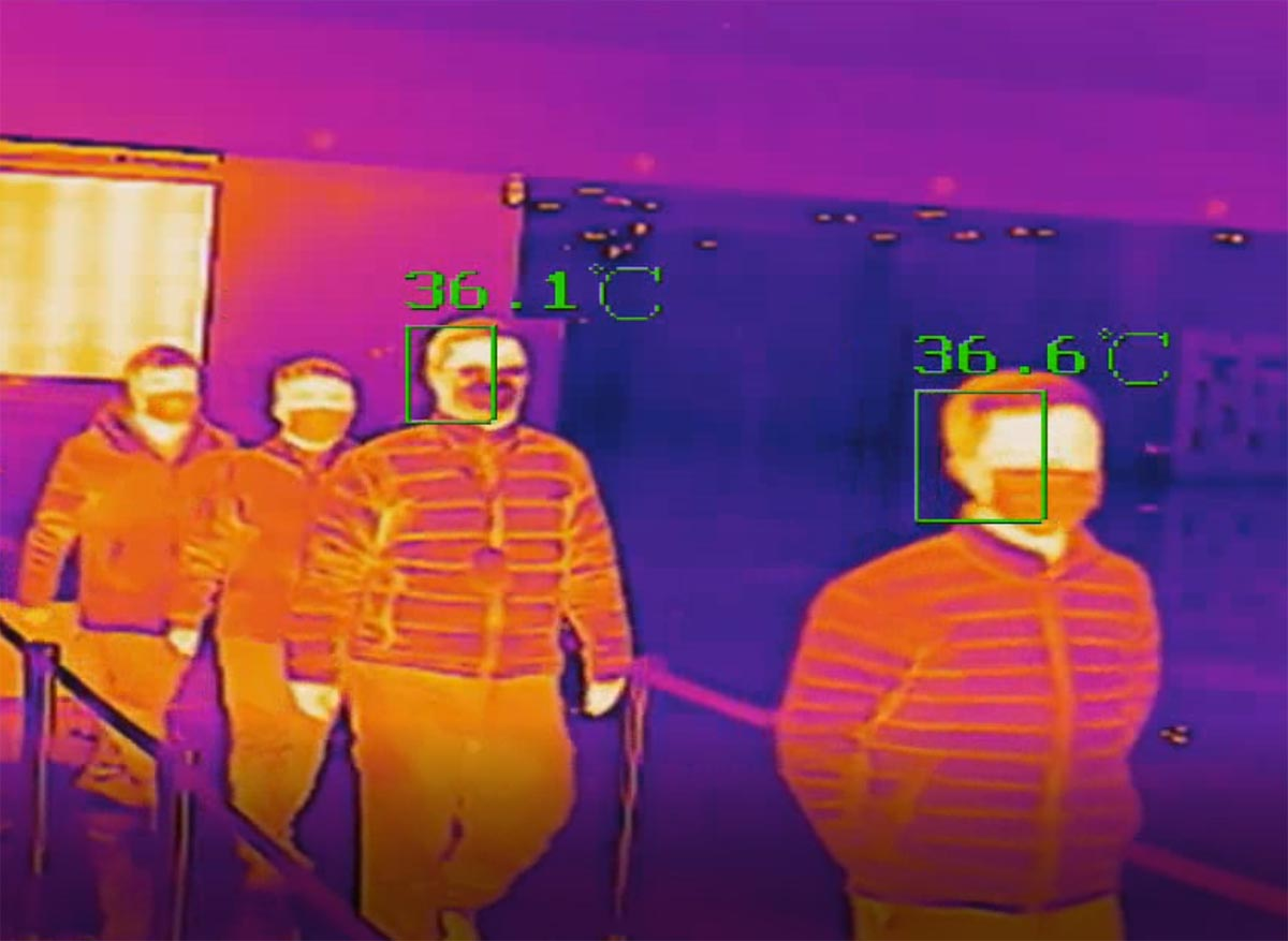 Thermal Camera pic