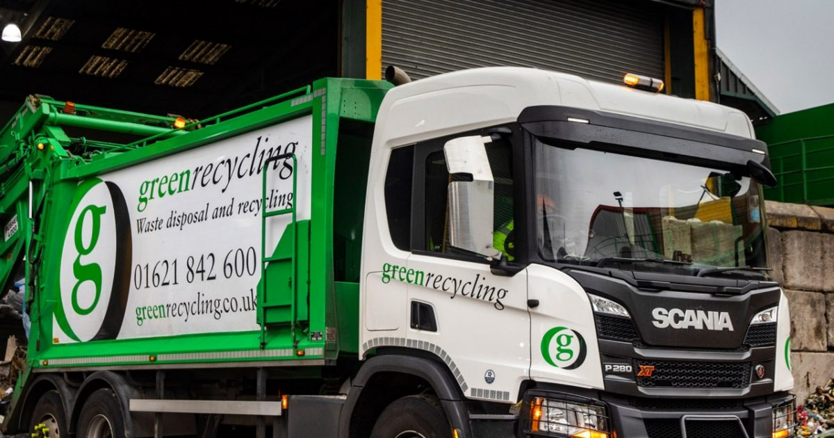 Green Recycling Maldon