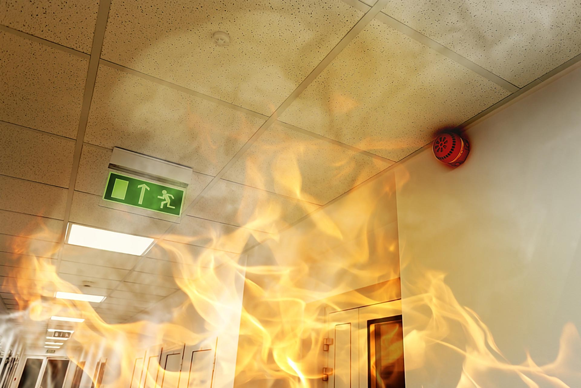 Fire Stopping