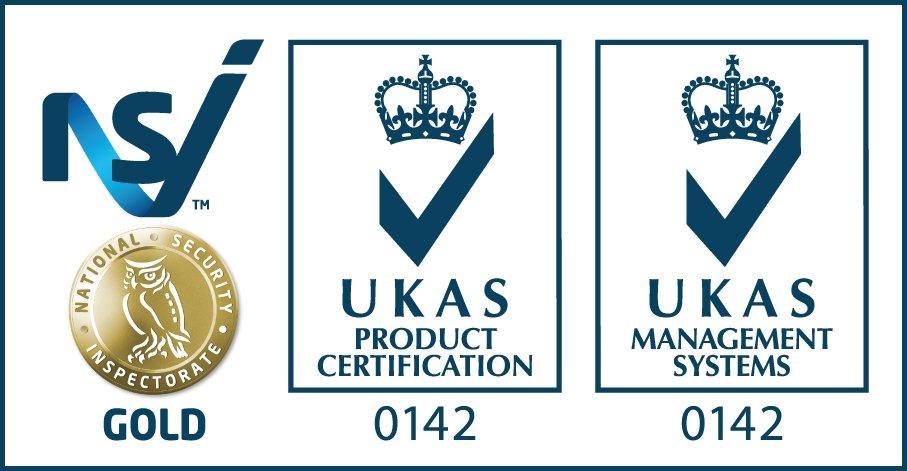 ISO 9001 NSI-logo