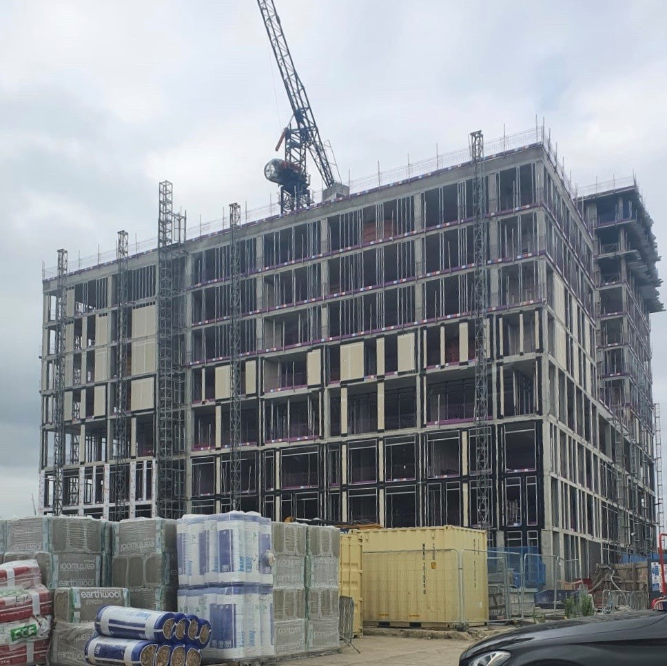 ClearView Awarded Fire Stopping Contractor For New Watkin Jones Development