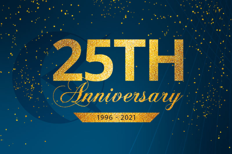 25 Years providing commercial security services